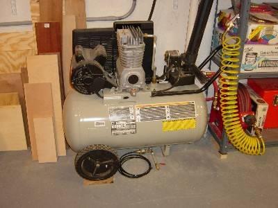 devilbiss air compressor. devilbiss 5 hp 20 gal oil-lube compressor (2000) air