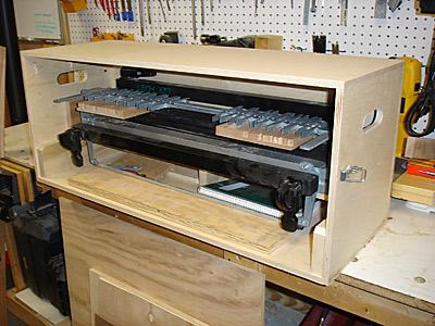 Hypo S D4 Jig Storage Box
