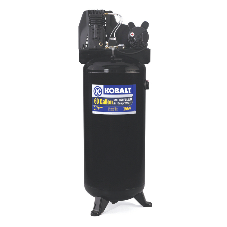 Compressors Kobalt 60 Gallon Air Compressor