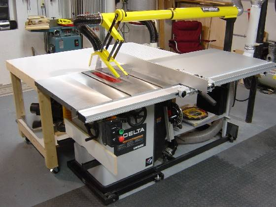 Tablesaw overarm blade guard excalibur overarm blade guard 2004 greentooth Images